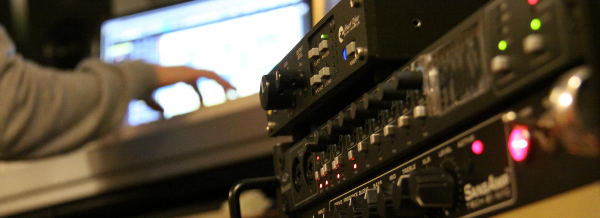 Tonstudio Wien - Equipment