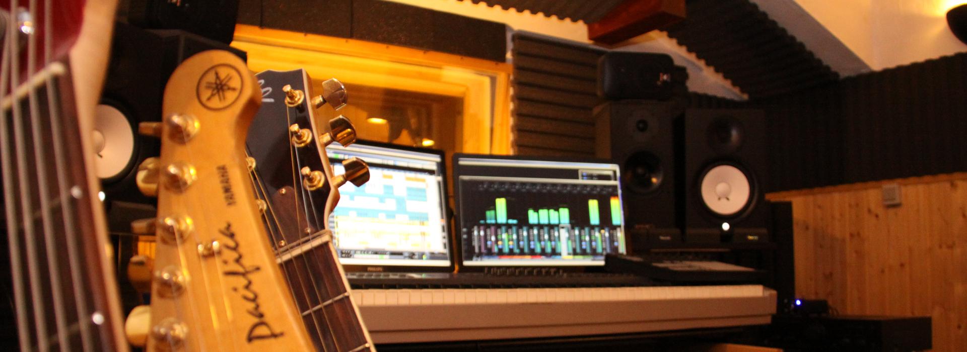 Tonstudio Wien - Regieraum