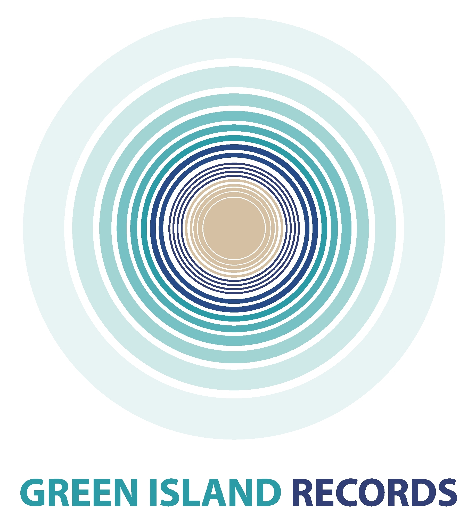 Green Island Records Logo