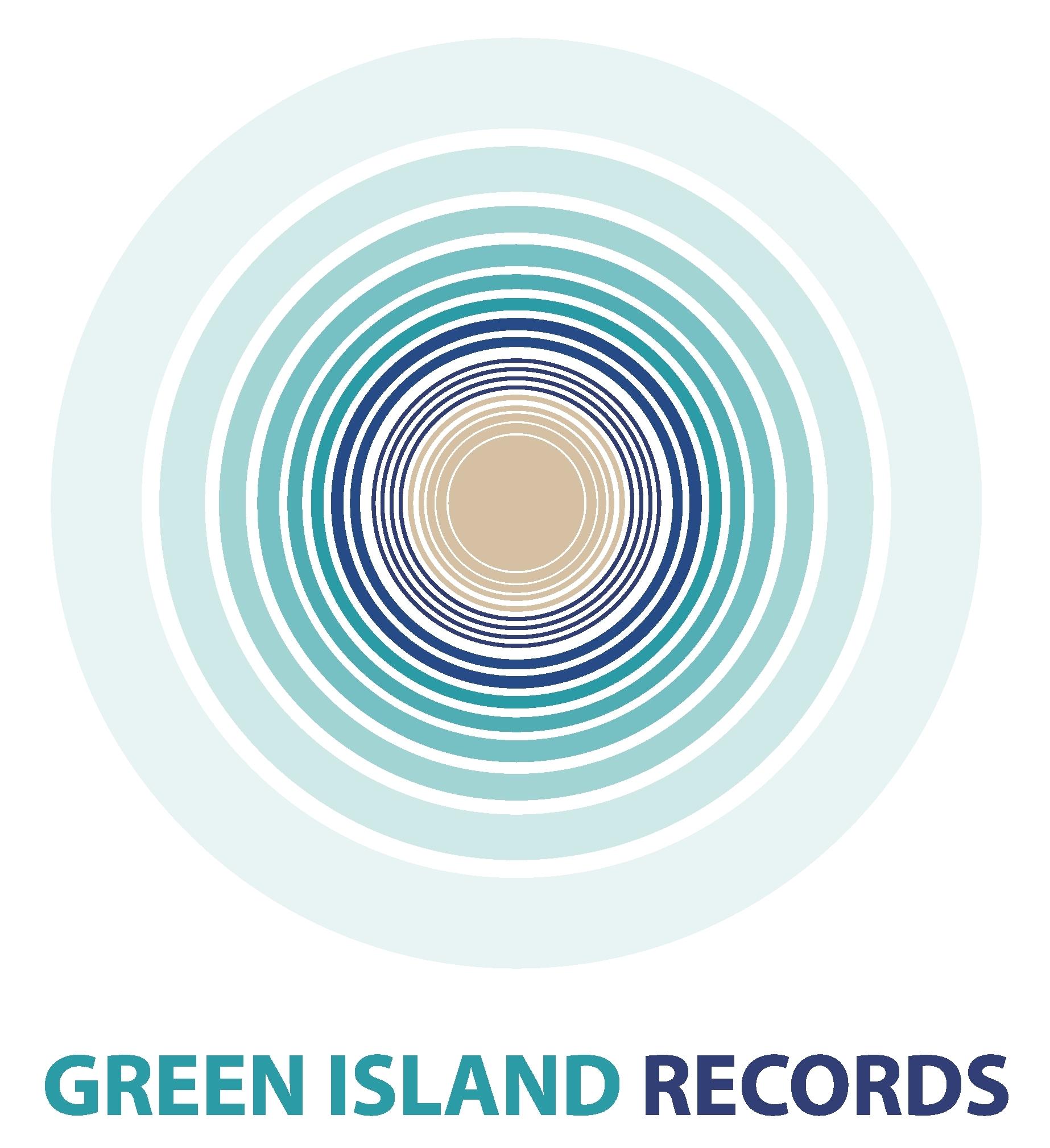 Green Island Records Logo